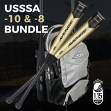 USSSA -10 -8 Baseball Bundle