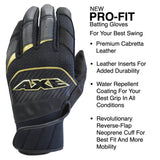 Axe Pro-Fit Batting Gloves