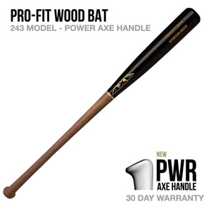 Details about  /Axe Bat Pro-Fit 243 Baseball Bat With Pro Axe Handle