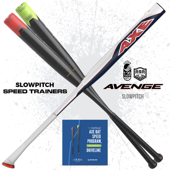 Avenge ASA USSSA Slowpitch + Softball Speed Trainers