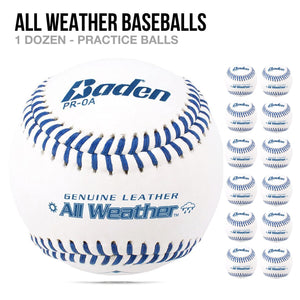 All Weather Baseball - 1 Dozen
