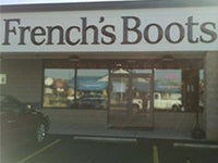 French's Sevierville store front