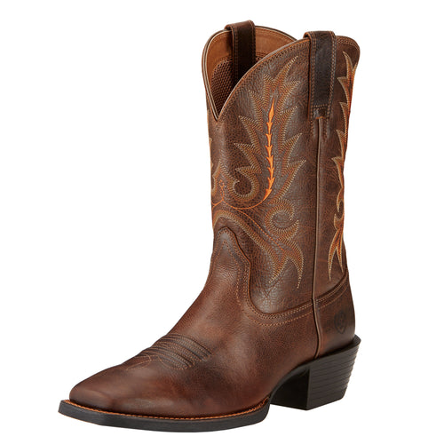 Ariat Men's Sport Outfitter Boot - Wicker - French's Boots