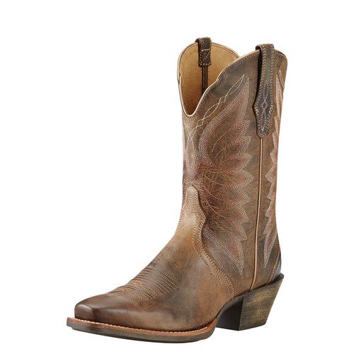 Ariat Women's Autry Boot - Woodsmoke - French's Boots