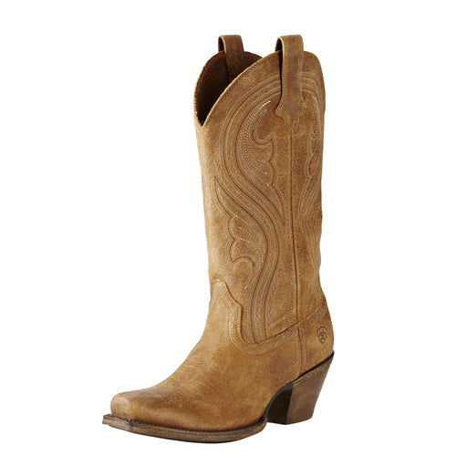Ariat Women's Lively Boot - Old West Brown - French's Boots