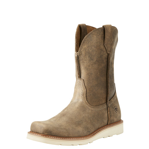 Ariat Men's Rambler Recon Boot - Brown Bomber - French's Boots