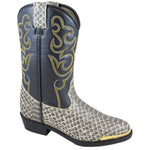 Smoky Mountain Toddler Python Print Western Boot