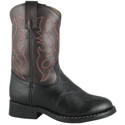 Smoky Mountain Children's Black & Brown Roper
