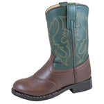 Smoky Mountain Toddler Brown & Green Roper