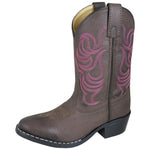 Smoky Mountain Toddler Montery Brown Cowboy Boot