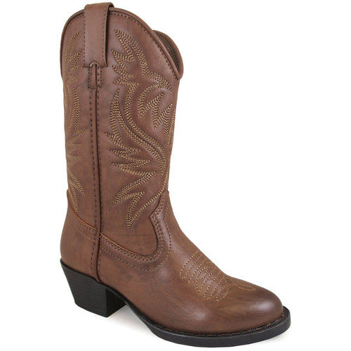 Smoky Mountain Children's Trenton Brown Cowboy Boot