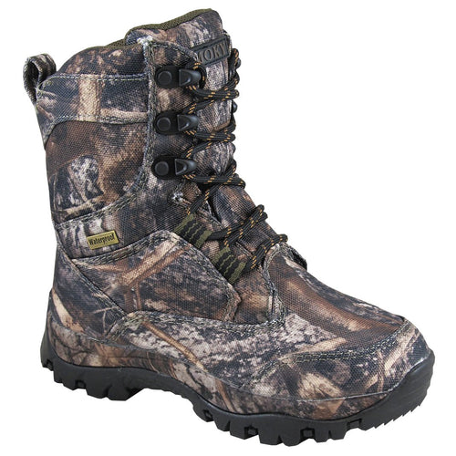 Smoky Mountain Youth Lace Up Camo Waterproof Boot