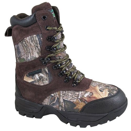 Smoky Mountain Children's Sportsman Brown/Camo Hunting Boot