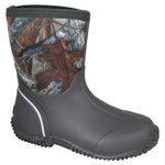 "Smoky Mountain Toddler 8"" Amphibian Boot With Tree Camo"