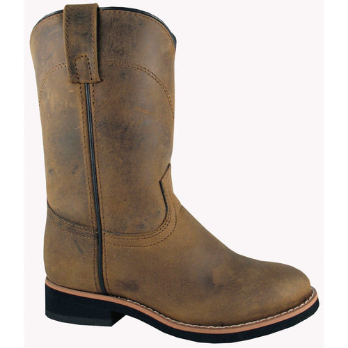 Smoky Mountain Children's Oiled Distress Brown Roper