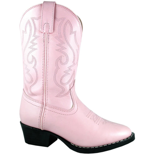 Smoky Mountain Girl's Youth Pink Western