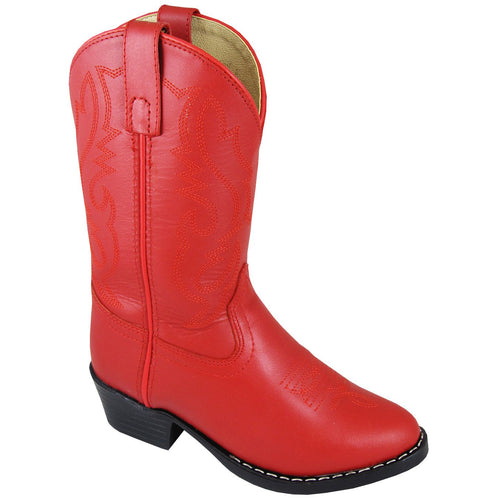 Smoky Mountain Toddler Red Western