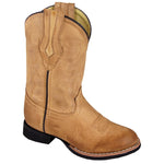 Smoky Mountain Toddler Bomber Tan Western Boot