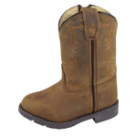 Smoky Mountain Toddler Brown Distress Boot