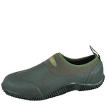 "Smoky Mountain Men's 3"" Green Amphibian Slip-On"