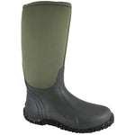 "Smoky Mountain Men's 15"" Green Amphibian"