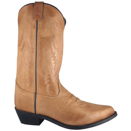 Smoky Mountain Women's Tan Western Boot