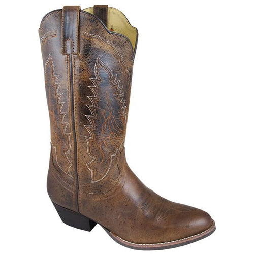 Smoky Mountain Women's Brown Western Boot