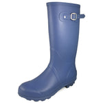 "Smoky Mountain Women's 13"" Blue Rubber Boot"