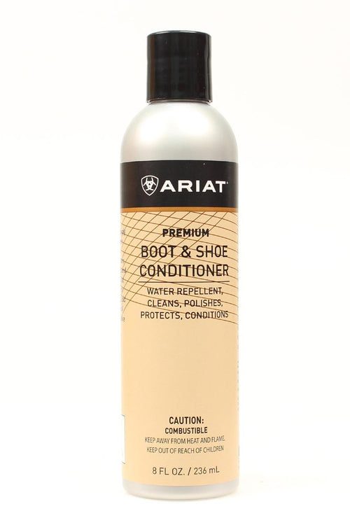 Ariat Boot & Shoe Conditioner - 8 OZ.