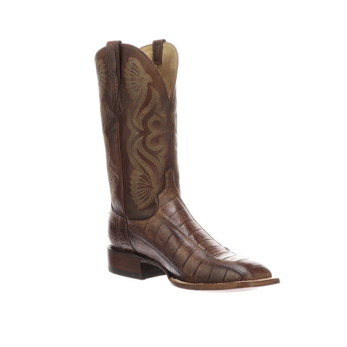 Lucchese Men's Roy Boot - Brown
