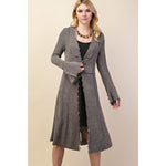 Vocal Women's Cardigan - Stone