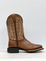 French's Music City Collection - Men's Shoulder Coyote Boots