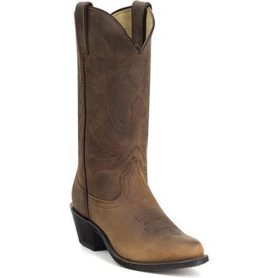 Durango Women's Comfortable Tan Western Boot