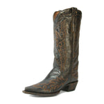 Redneck Riviera Women's Western Snip Toe Boot - Rustic Coffee - French's Boots