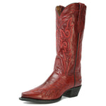 Redneck Riviera Women's Western Snip Toe Boot - Red Volcano - French's Boots