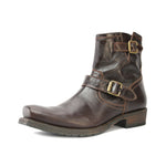 Redneck Riviera Men's Engineer Boot - Malibu Chocolate