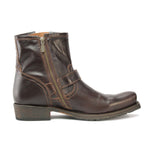 Redneck Riviera Men's Engineer Boot - Malibu Chocolate - French's Boots