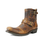Redneck Riviera Men's Engineer Boot - Yellow Turtle