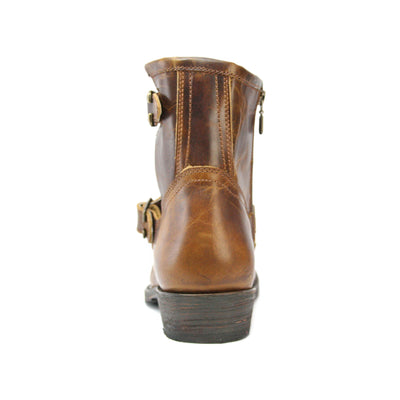 Redneck Riviera Men's Engineer Boot - Yellow Turtle - French's Boots