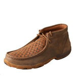 Twisted X Women's Driving Moccasins – Bomber/Tan