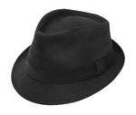 Dobbs Men's Urban 67 Fedora - Black