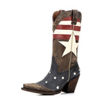 Redneck Riviera Women's Freedom Boot - Vintage Cinnamon - French's Boots