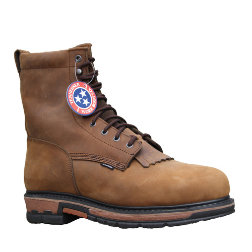 TN Work Boot Co. Men's Lace-Up Boot