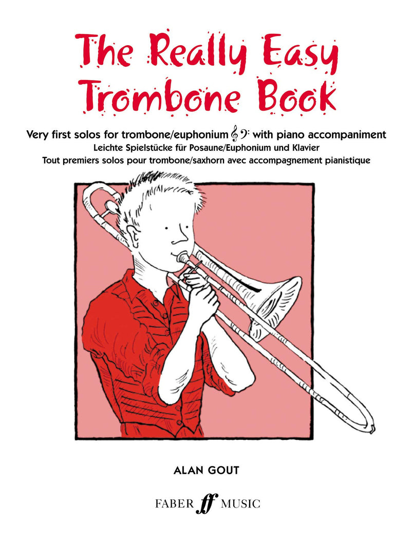 The Really Easy Trombone Book
