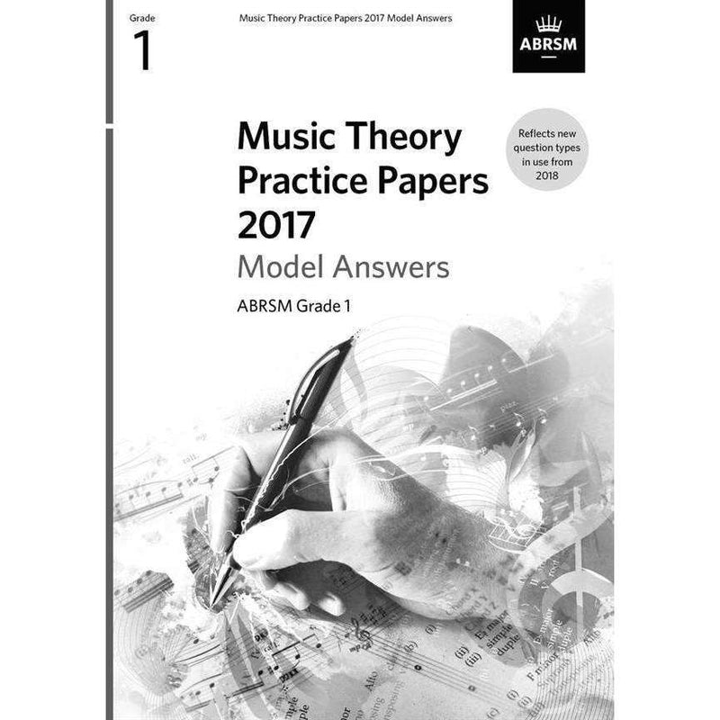 ABRSM Music Theory Past Paper Model Answers Grade 1