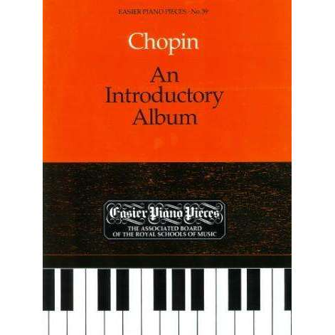 ABRSM: Chopin An Introductory Album