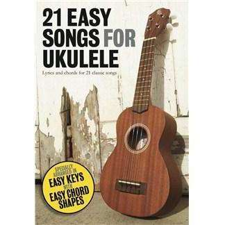 21 Easy Songs / Tunes for Ukulele