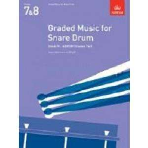 ABRSM Graded Music for Snare Drum