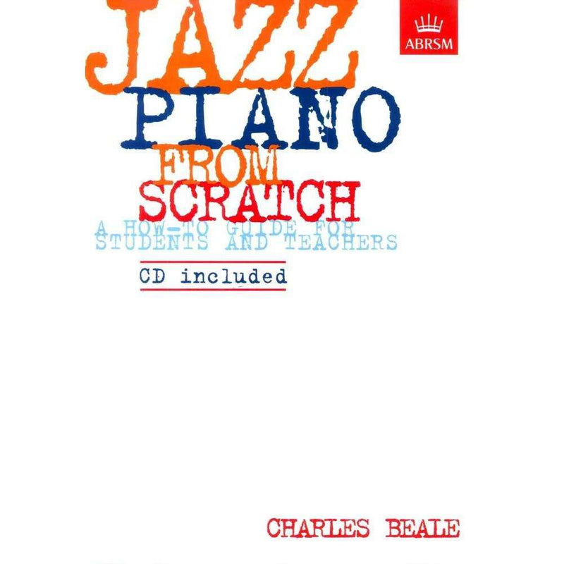 ABRSM Jazz Piano From Scratch