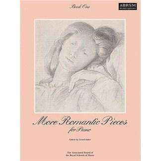ABRSM: More Romantic Pieces For Piano Series